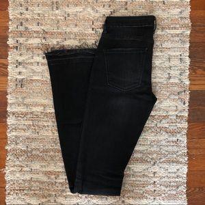 Zara Woman Flare Black Jeans